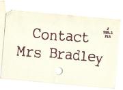 Ask Mrs Bradley